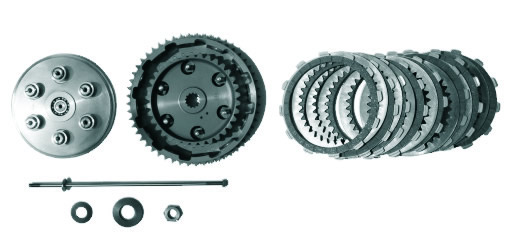 All-alloy 16 plate oil clutch